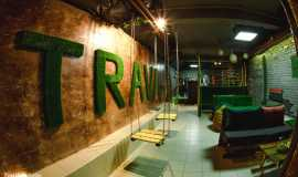 Trava lounge bar