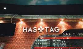 HAS#TAG | Lounge Cafe